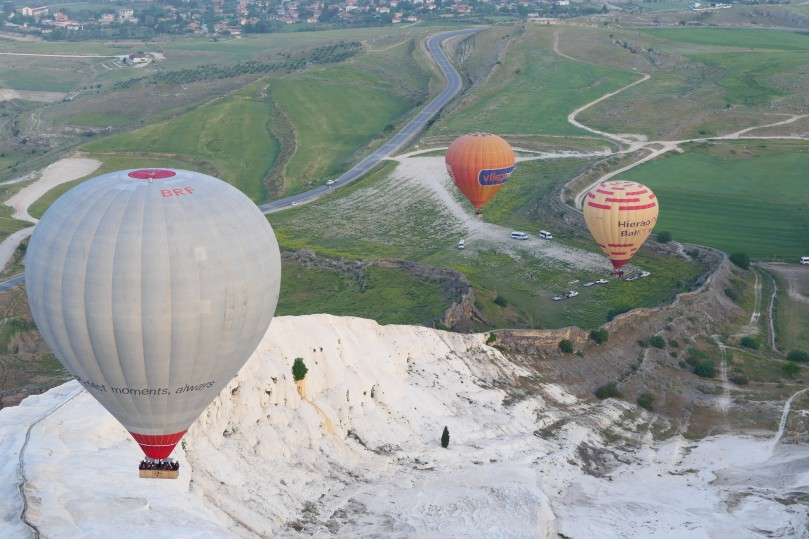 ballonflug-pamukkale
